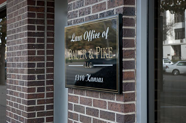 About Bauer Pike Law Firm Great Bend Kansas